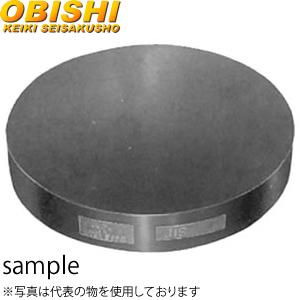 大菱計器 BF207 精密丸形定盤 ラップ仕上げ