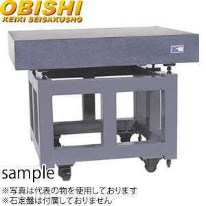 新しいブランド BL406 大菱計器 キャスター付JIS定盤用架台:セミプロDIY店ファースト-DIY・工具