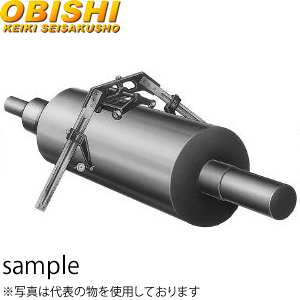 大菱計器 DA107 ロールキャリパー
