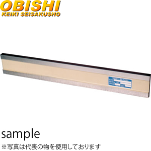 大菱計器 EB-1001 超精密スチール製ストレート基準器 焼入品