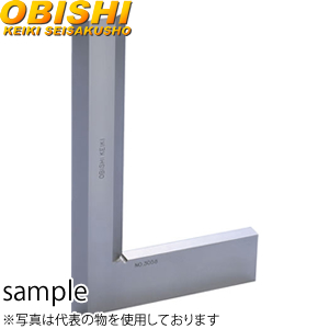 大菱計器 FH103 刃形直角定規III形 JIS B7526規格品 焼入品