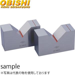 大菱計器 JA201 硬鋼製精密VブロックA級 焼入品