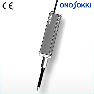 小野測器 GS-1830A ベーシックタイプリニアゲージセンサ 測定範囲:30mm