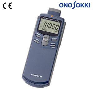 小野測器 HT-5500 非接触式デジタルハンドタコメータ