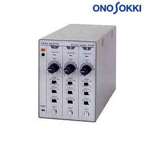 小野測器 PS-1300 3チャンネルセンサアンプ