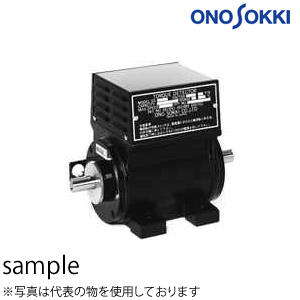 小野測器 SS-100 トルク検出器 小・中容量用 測定範囲:10N・m