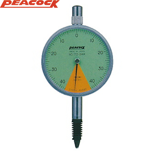 尾崎製作所(PEACOCK) 17Z-SWA 指針1回転未満ダイヤルゲージ