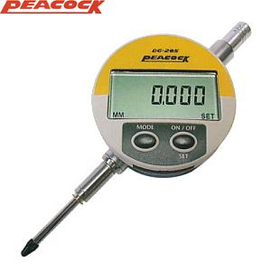 尾崎製作所(PEACOCK) DG-257 デジタルゲージ コードレスタイプ