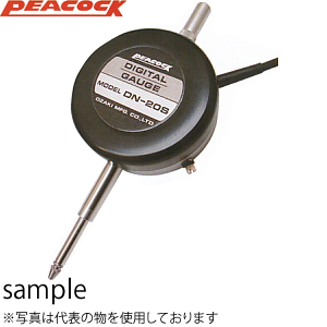 尾崎製作所(PEACOCK) DN-20S リニアゲージ 矩形波出力タイプ