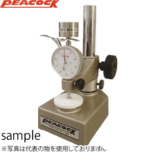尾崎製作所(PEACOCK) FFA-6 定圧厚み測定器 スタンドタイプ