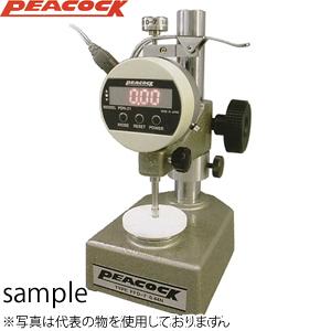 尾崎製作所(PEACOCK) FFD-10 定圧厚み測定器 デジタルタイプ