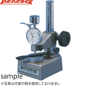 尾崎製作所(PEACOCK) FFG-5 定圧厚み測定器 コンパクトハンディタイプ