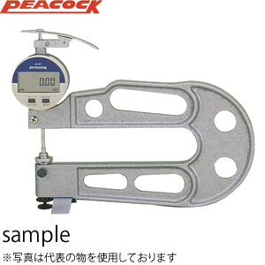 尾崎製作所(PEACOCK) JA-257 デジタルシックネスゲージ