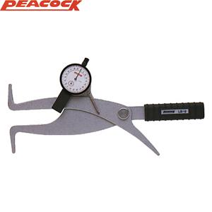 尾崎製作所(PEACOCK) LB-8 ダイヤルキャリパーゲージ 内測タイプ