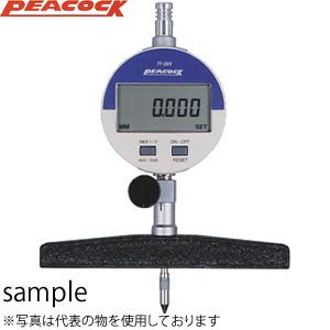 尾崎製作所(PEACOCK) T1-257 デジタルデップスゲージ