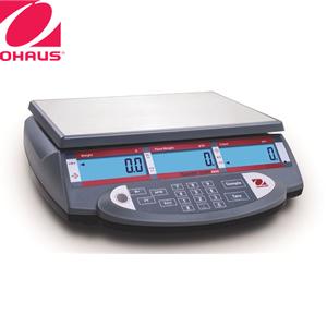 オーハウス 個数計 RC11P6 レンジャーカウント1000 卓上型計数はかり ひょう量6kg / 最少表示0.5g