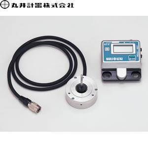 丸井計器 RE-36 カップリング有 小型デジタル角度センサー カップリング内蔵 角度センサー(回転角)