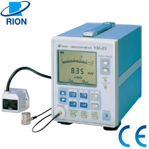 リオン(RION) VM-83 汎用振動計