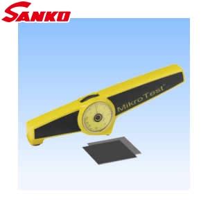 サンコウ電子 S10-6 永久磁石式膜厚計 マイクロテスト 測定範囲:0.5~5mm