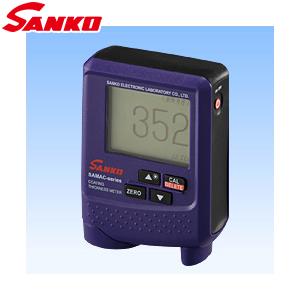 サンコウ電子 SAMAC-F 電磁式膜厚計 プローブ一体型