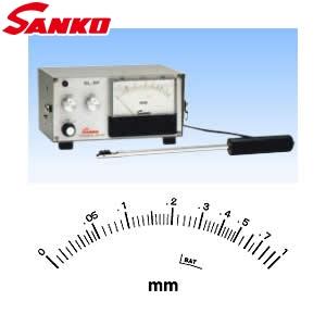 サンコウ電子 SL-5P 電磁式膜厚計 アナログタイプ