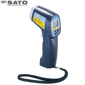 欠品中:納期未定 佐藤計量器 赤外線放射温度計 SK-8900 (レーザーマーカ付) 8263-00