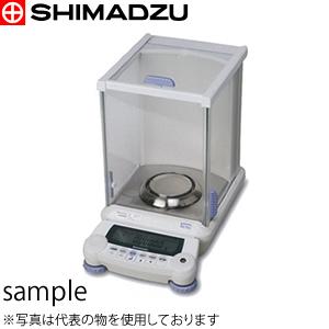 島津製作所 AUW120D 校正分銅内蔵形分析天びん ひょう量:120g/42g/最少表示:0.1mg/0.01mg