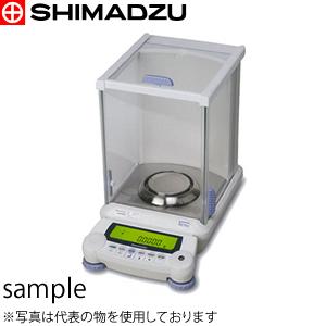 島津製作所 AUW220 校正分銅内蔵形分析天びん ひょう量:220g/最少表示:0.1mg