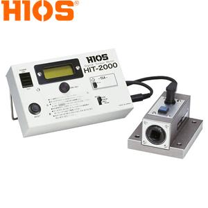 ハイオス(HIOS) HIT-2000 充電式デジタルトルクメーター ピーク時測定範囲 : 25-180N・m/250-1800kgf・cm/250-1600bf・in