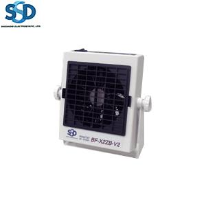 シシド静電気 BF-X2ZB-V2 送風除電装置 ウィンスタット 薄型軽量ファンタイプ