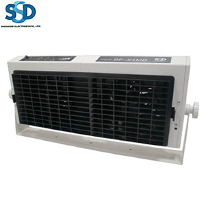 シシド静電気 BF-X4MB 送風除電装置 ウィンスタット ワイドエリアファンタイプ