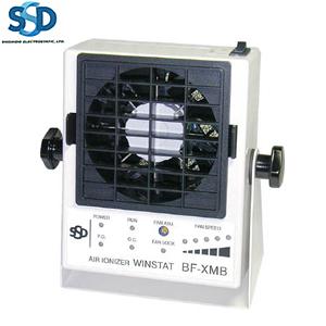 シシド静電気 BF-XMB 送風除電装置 ウィンスタット 薄型軽量ファンタイプ