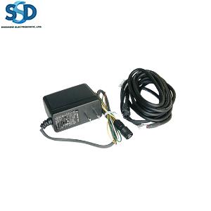 シシド静電気 OZ2-24VA ZappII用 ACアダプタ 電源供給+信号線+アース