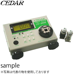 杉崎計器(CEDAR) CD-10M ツール管理用トルクテスタ [測定範囲:0.010~1N・m]