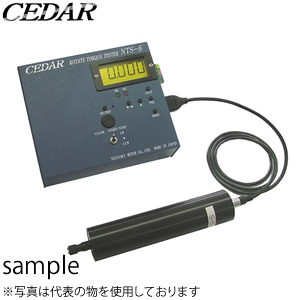 杉崎計器(CEDAR) NTS-6-S5 回転トルク計 [測定範囲:0.030~0.5N・m]
