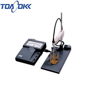 東亜ディーケーケー HM-20J デジタルpHメータ マニュアル操作 pH電極 GST-5711C付