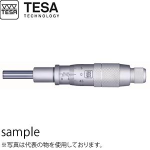 TESA(テサ) No.00211201 マイクロメーターヘッド イソマスターAR AR1W スピンドルロックなし ISOMASTER AR1W 0-25