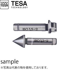 TESA(テサ) No.00240015 ネジ測定用替え測定子 ISOメートルネジ 12ペア完全セット INSERT OF ISO SET 0,4-6.00