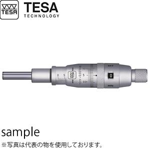 TESA(テサ) No.00312301 マイクロメーターヘッド テサマスターAR AUR21W スピンドルロックなし TESAMASTER AR 0-25