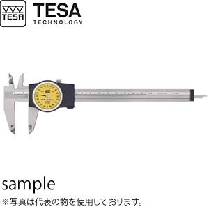 TESA(テサ) No.00510004 ダイヤルノギス CCMA-P 0,02mm