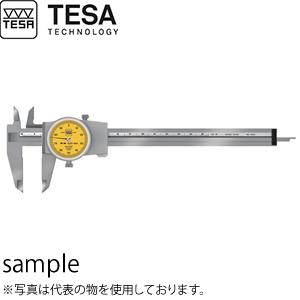 TESA(テサ) No.00510050 ダイヤルノギス DIAL CALIPER 150 0,01 1 REV=1
