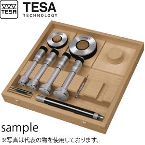 TESA(テサ) No.0081725063 内側マイクロメーター アレソメーター 完全セット ALESOMETER SET TROUGH 6-10