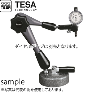 TESA(テサ) No.01639024 バキュームベース測定スタンド MEAS.SUPPORT WITH SUCTION BASE