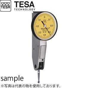 TESA(テサ) No.01810008 てこ式ダイヤルインジケーター φ38mm テサタスト 標準モデル 0.5mm TESATAST S D38/0,01/0-0,25-0