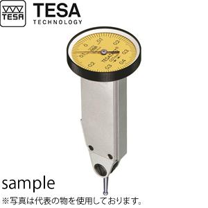 TESA(テサ) No.01810204 てこ式ダイヤルインジケーター φ28mm テサタスト 垂直形モデル 0.8mm TESATAST V D28/0,01/0-0,4-0