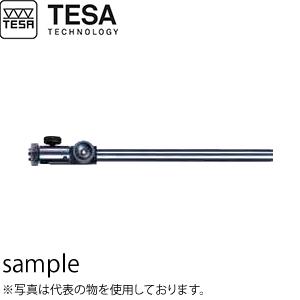 TESA(テサ) No.01840407 スイベルシャンク L125mm アリ溝クランプ・微調整機能付 SWIVEL CLAMP D.8, FIN ADJ