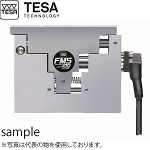 TESA(テサ) No.03230028 電子プローブ リニアガイド付モデル 標準タイプ FMS102 角度付 空気圧 UNIVERSAL PROBE FMS 102