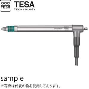 TESA(テサ) No.03230053 電子プローブ(加圧) 長ストロークモデル GT282 横方向 1.1bar PRESSURE PROBE GT282