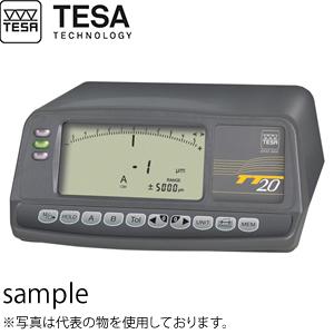 TESA(テサ) TT20 No.04430009 電気マイクロメーター(表示器) TT20 テサトロニック TT20 TESATRONIC No.04430009 TT20, カイジョウグン:f5774370 --- officewill.xsrv.jp