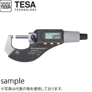 TESA(テサ) No.06030021 デジタルマイクロメーター マイクロマスター MICROMASTER IP54 25-50